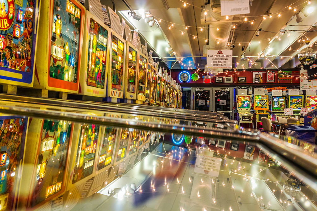 Del Music Company Is The Exclusive Sales And Service Provider For The Silverball Museum